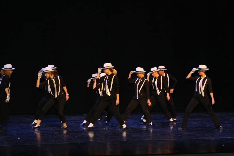 art dance mame