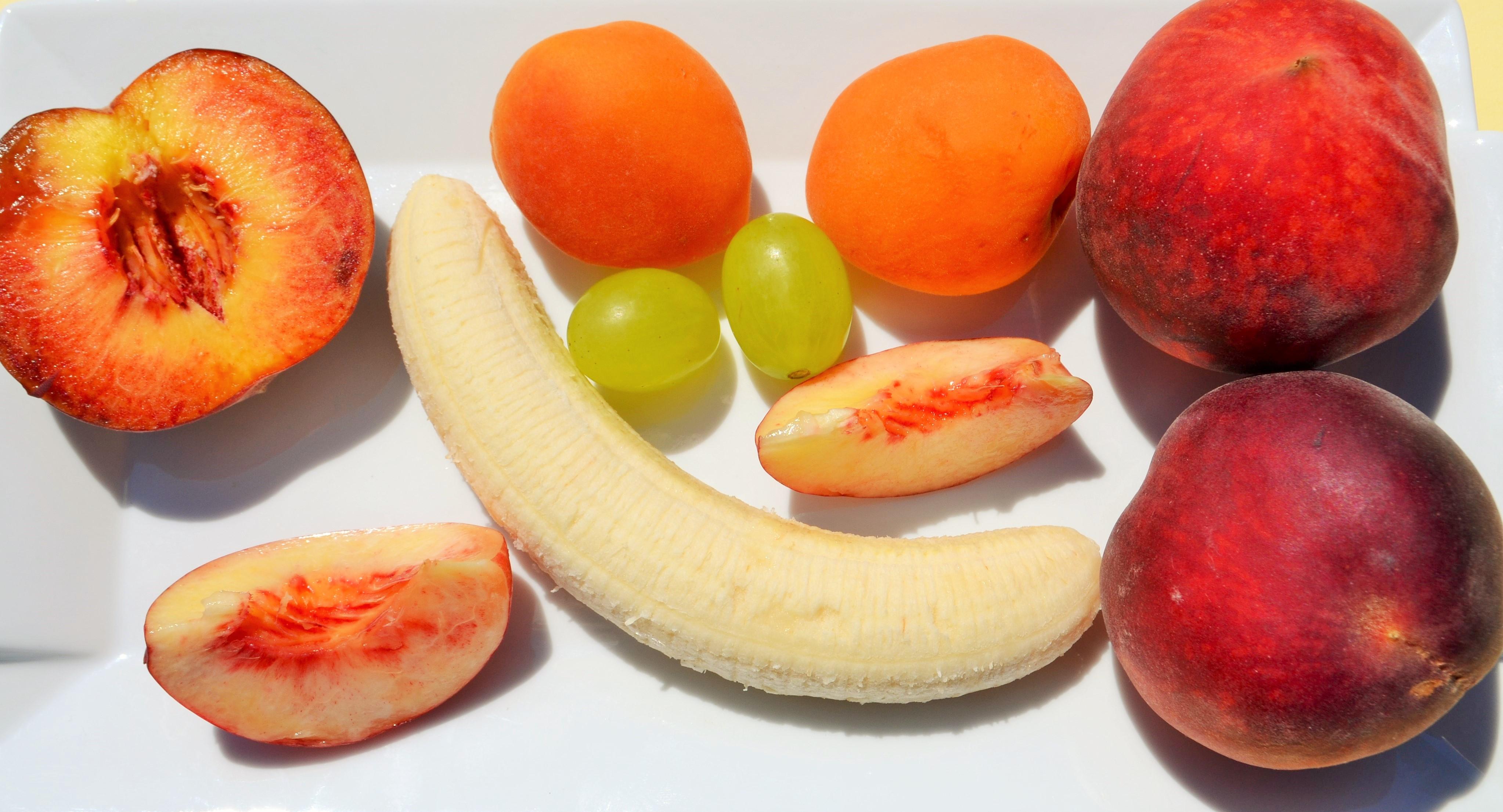 sladoled voća